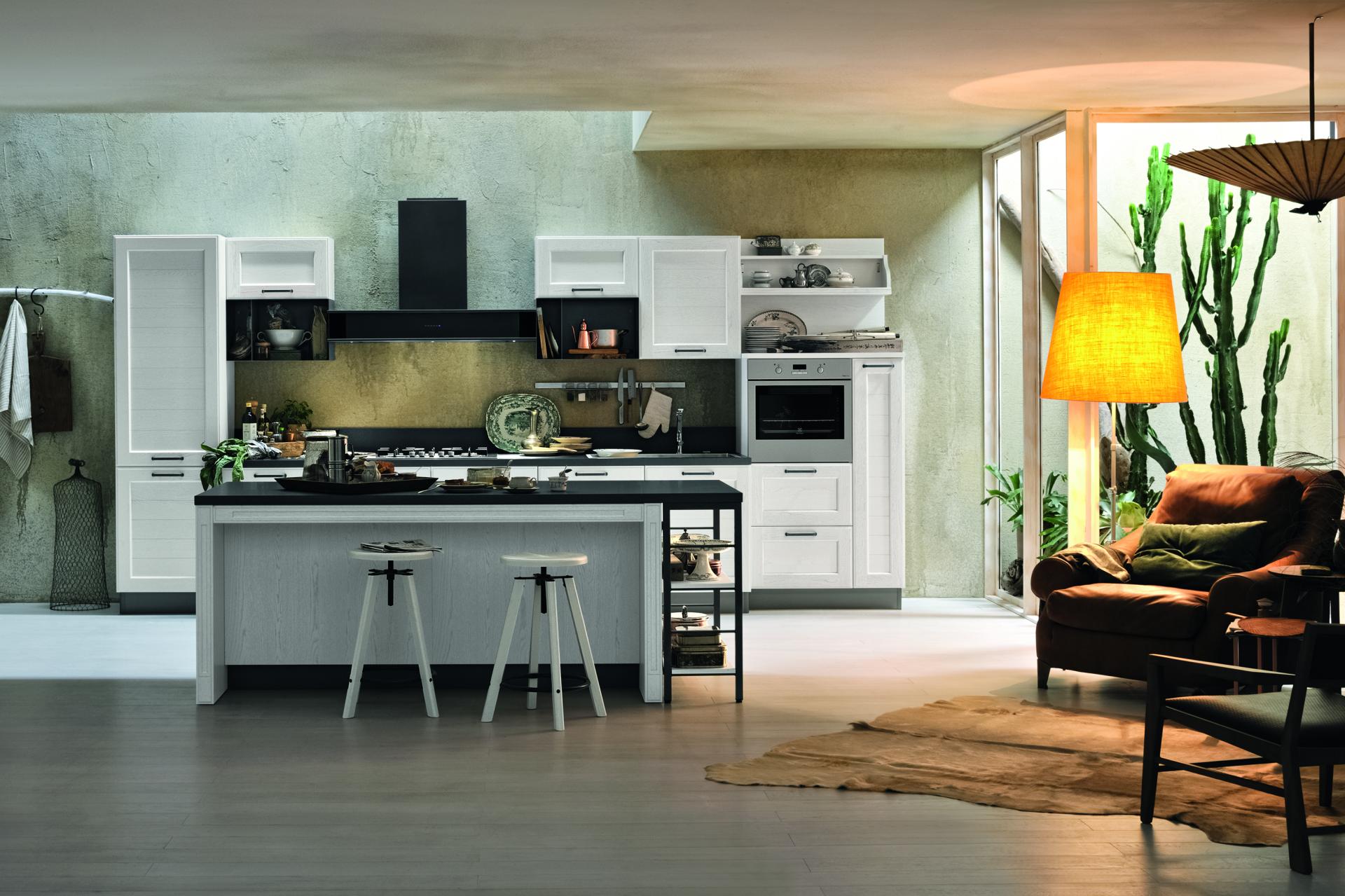 Cucine componibili modena trendy lube cucine modena - Cucine su misura modena ...